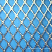 Flat Diamond Expanded Wire Mesh for Decoration