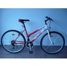 """Bicicleta de montaña con marco de acero de 26 """"(CZ2604)"""