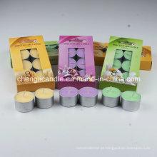 Vela Tealight barata Best-Seller para a vária decoração