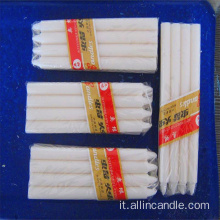 22g White Black-Out Usa la candela per l'Angola