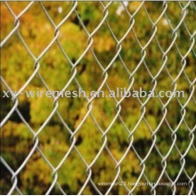 PVC&GAL chain link fence