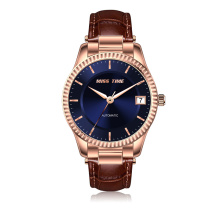 Rose Gold Automatic Watch For Man