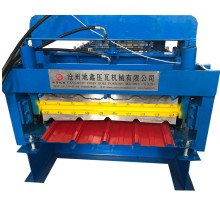 Hot sale double layer roll forming machine