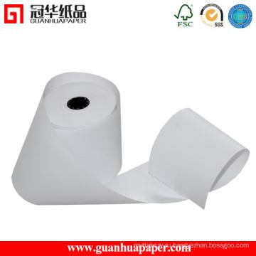 Бумажные рулоны высокого качества MSDS