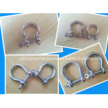 Commercial Bow Shackle Marine Hardware