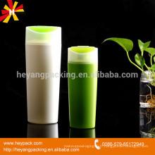 Bouteille de gel de douche 200ml 400ml en polyéthylène HDPE