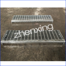 Serrated Grating Stair Treads