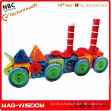 Os melhores brinquedos magnéticos