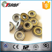 Miniature deep groove ball bearing 608zz ball bearing size 8*22*7mm