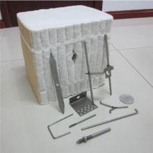 Module de tissu de fibre en céramique