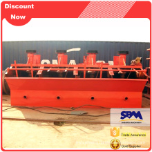 German technical mining machinery flotation machine for nonferrous metal