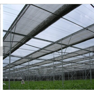 Black Plastic Sun Shade Net For Farm Farm