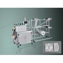 Máquina de corte e solda de tecido