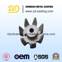 OEM Steel Casting Lost Wax Casting pour Agricutural Machine Holder
