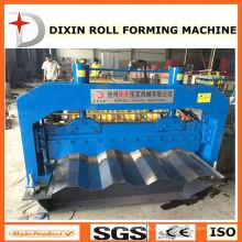 Panel de coche Máquinas formadoras de acero Línea de producción de hojas de contenedor