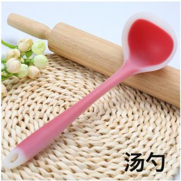 Silicone Nonstick Kitchen Colorful Gadgets Safety Cooking