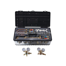 Gas Cutting Welding Toolbox Outfit with High Quality