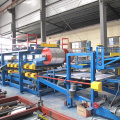 Roof Aluminium Sandwich Panel Roll Forming Machine