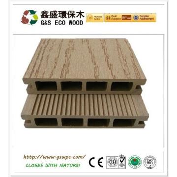 Al aire libre WPC barata / wpc azulejos / tableros compuestos / plástico compuesto de madera