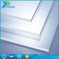 Fuerte resistencia a la plasticidad transparente soild policarbonato pc hoja