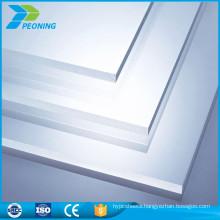 Pressure plastic acrylic sheet supplier