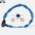 Best selling bike chain lock with steel material