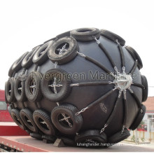 Marine floating Yokohama Type Rubber Pneumatic fender used for marine, boat, jetty