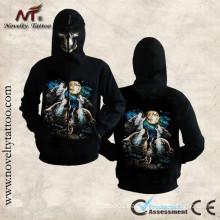 HM-100203 mens sleeveless hoodie