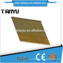 28 Degree - Notched Head Wire Strip Nails for Framing Nailer