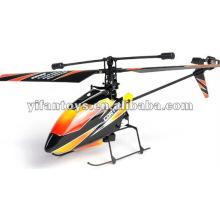 Juguetes de WL 2.4Ghz 4CH solo helicóptero teledirigido RC de la lámina V911 Helicóptero popular
