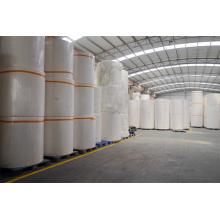 Toilettenpapier-Mutterrolle aus 100% reinem Holzzellstoff