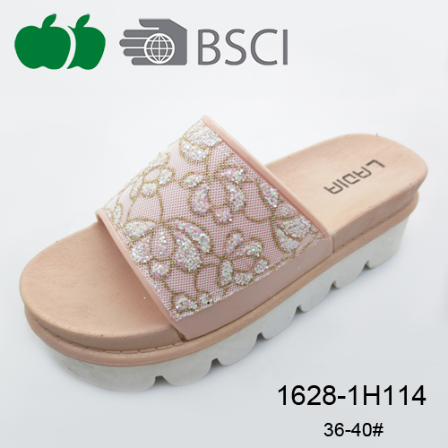 new design thick sole slipper