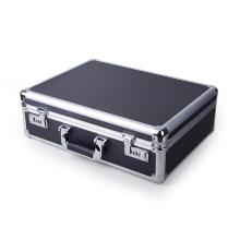Exquisite caixa de ferramentas de alumínio com bloqueio codificado