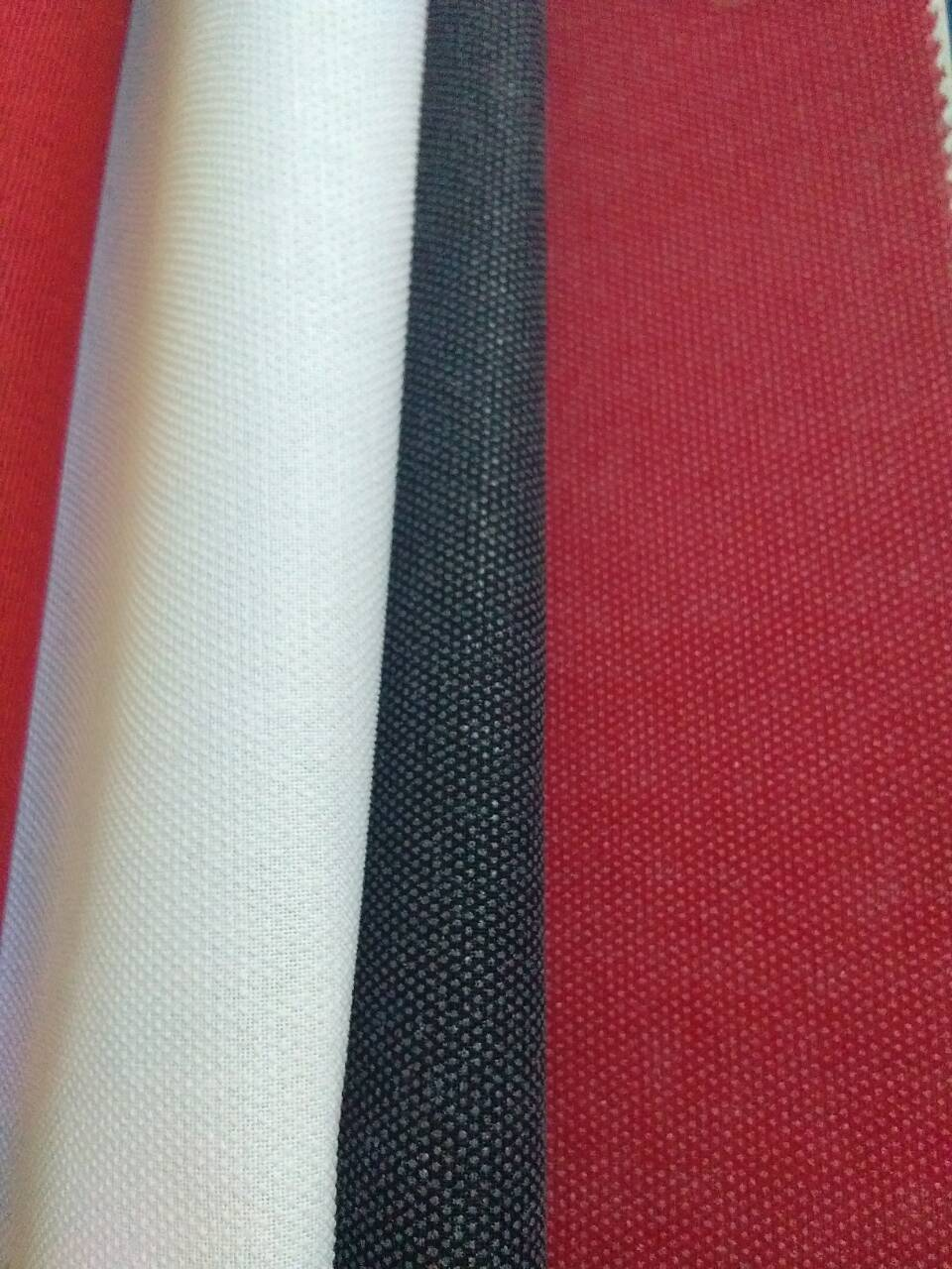 fashion fusible interlining/polyester interlining for shoes