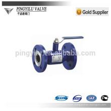 russia steel ST37 u carbon steel sus 304 welding ball valve