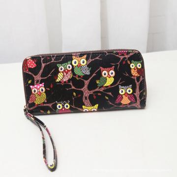 Дизайн новый Женский кошелек / кожаный бумажник Производитель