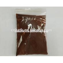 óxido de hierro marrón