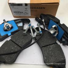 B8 B9 Q5 C6 Q7  High quality rear brake pad set  For AUDI A4 A6 A8  Rear Brake Pad Set 8K0698151