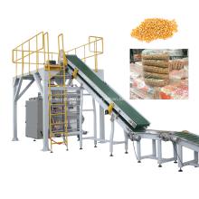 Machine d'emballage secondaire automatique de graines de maïs