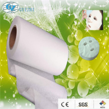 Gesichtsmaskenrohstoff Spunlace Nonwoven
