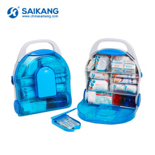 SKB5B007 Economic Waterproof Small Storage Plastic First Aid Kit
