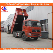 Dongfeng Dalishen 6X4 Tipper Truck/Dump Truck with Cummins Engine