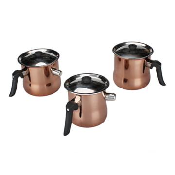 Dishwasher Safe Handy Pot Saucepan Milk Pot