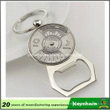 Perpetual Calendar Opener Keychain