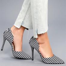 Чэнду оптовая милые дамы пятки женщин высокий каблук обувь