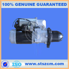 starter motor 612600090208 for WEICHAI WP12 spare part