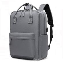 Business Computer Bag Soft Back Pack Waterproof Travel Laptop Bag Backpack