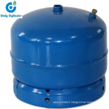 Factory Suppliers 3kg Gas Cylinders LPG Cylinder for Home Use