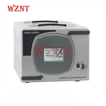 Производитель автоматического регулятора напряжения SRFII-4000 15A