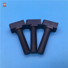wearable Si3N4 ceramic screw bolt nut